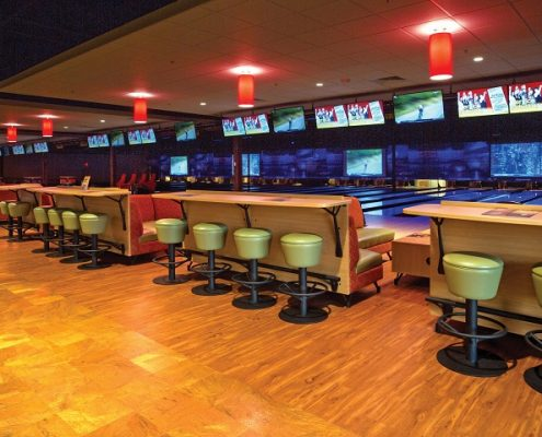 Modernize your bowling alley