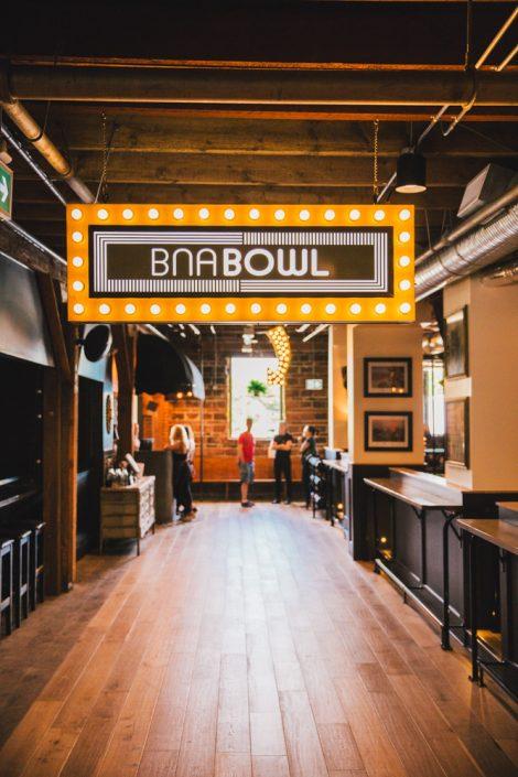 Bowling Centre Renovation - BNA-8