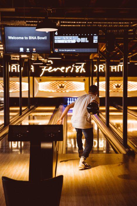 Bowling Centre Renovation - BNA-5