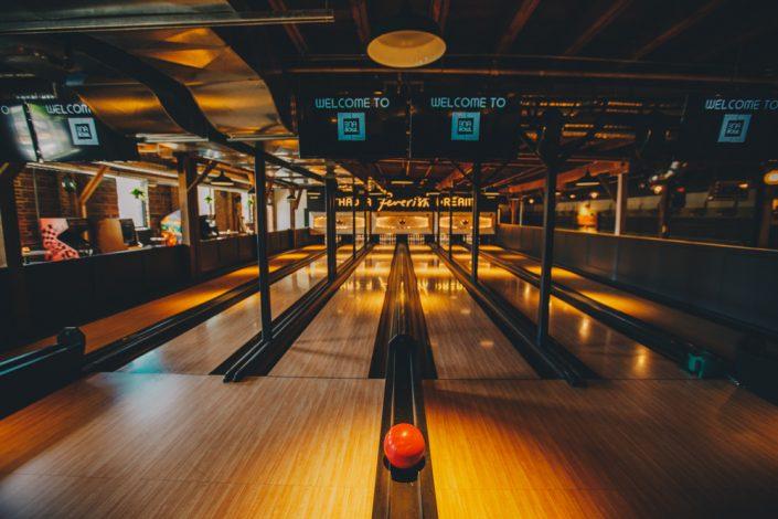 Bowling Centre Renovation - BNA-1