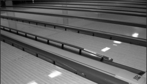 used equipment - bumper rails